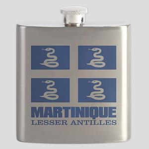Martinique Flask