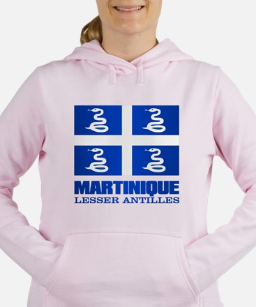 Martinique Women's Hooded Sweatshirt