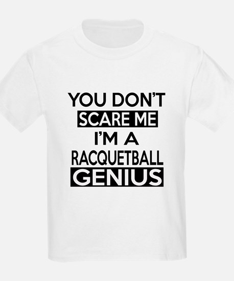 I Am Racquetball Genius T-Shirt