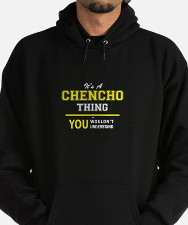 It's A CHENCHO thing, you wouldn't u Hoodie (dark)