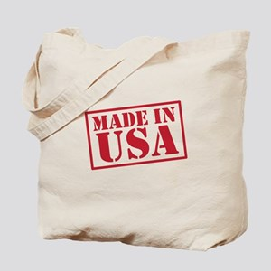 Made In USA-02-01 Tote Bag