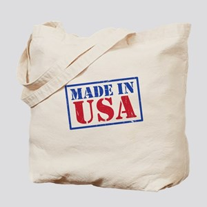Made In USA VINTAGE 4th Of July Tote Bag