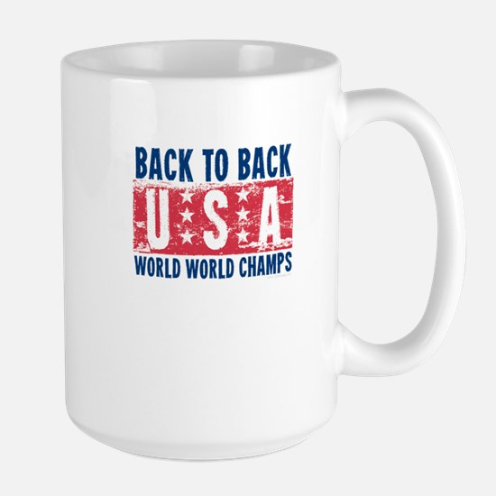 USa Back to Back World War Champs-01 Mugs