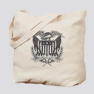 Back To Back World War Champs USA Tote Bag