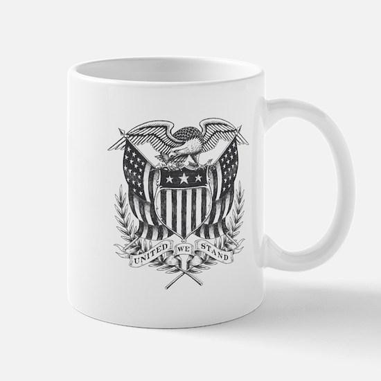 Back To Back World War Champs USA Mugs
