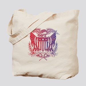 United We Stand USA 4th of July-01 Tote Bag