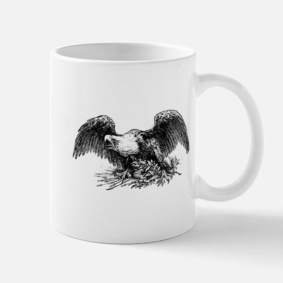 American War Eagle Mugs