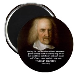 Thomas Hobbes: War Magnet