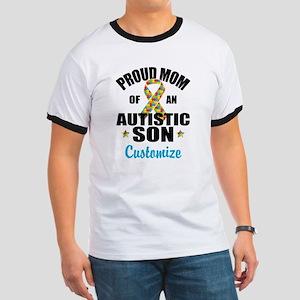Autism Mom Ringer T