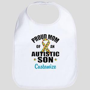 Autism Mom Bib