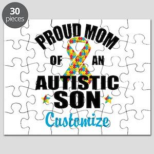 Autism Mom Puzzle