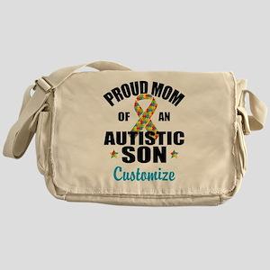 Autism Mom Messenger Bag