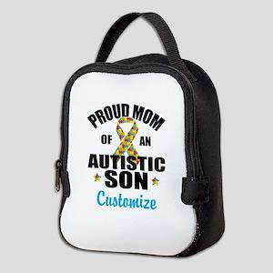 Autism Mom Neoprene Lunch Bag