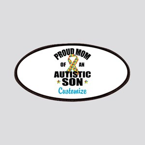 Autism Mom Patch