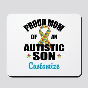 Autism Mom Mousepad