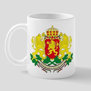 Bulgaria arms Mug