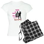 Shoot Like A Girl Women's Light Pajamas