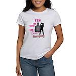 Shoot Like A Girl Women's T-Shirt