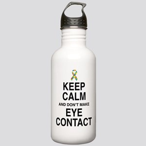 Keep Calm Autism Stainless Water Bottle 1.0L