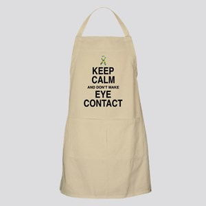 Keep Calm Autism Apron