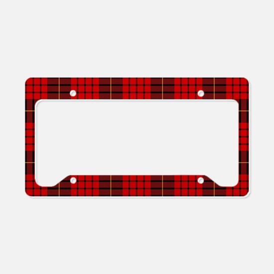 Funny Kilt License Plate Holder