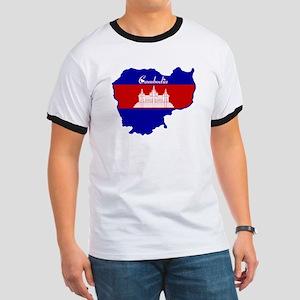 Cool Cambodia Ringer T