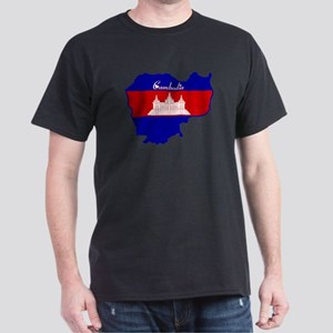 Cool Cambodia Dark T-Shirt