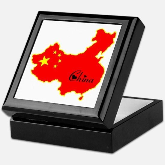 Cool China Keepsake Box
