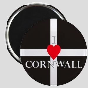 Love Cornwall Magnets
