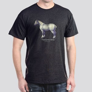 Percheron Horse Dark T-Shirt