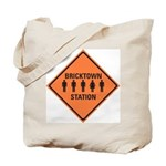 bricktown station Tote Bag