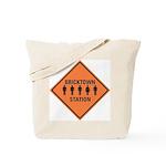 bricktown station Tote Bag