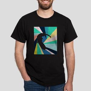Abstract Surf T-Shirt