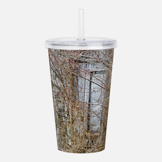 Farm Shed Acrylic Double-Wall Tumbler