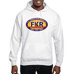 FKR Color Oval Logo Hoodie