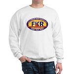 FKR Color Oval Logo Sweatshirt