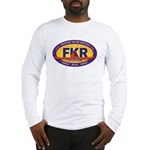 FKR Color Oval Logo Long Sleeve T-Shirt