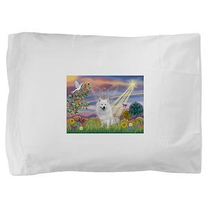 Cloud Angel / Eskimo Pillow Sham