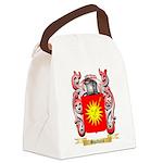 Spadazzi Canvas Lunch Bag