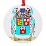 Spackman Round Ornament