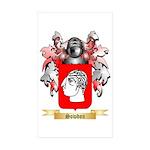 Sowdon Sticker (Rectangle 50 pk)