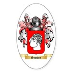 Sowdon Sticker (Oval 50 pk)