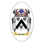 Souttar Sticker (Oval 10 pk)