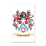 Southwell Rectangle Car Magnet