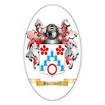 Southwell Sticker (Oval 10 pk)