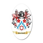 Southwell 35x21 Oval Wall Decal