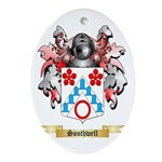 Southwell Oval Ornament