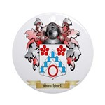 Southwell Round Ornament