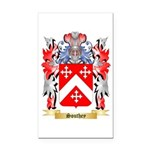 Southey Rectangle Car Magnet