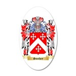 Southey 35x21 Oval Wall Decal